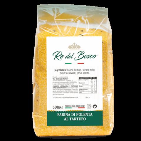 Farina di polenta al tartufo