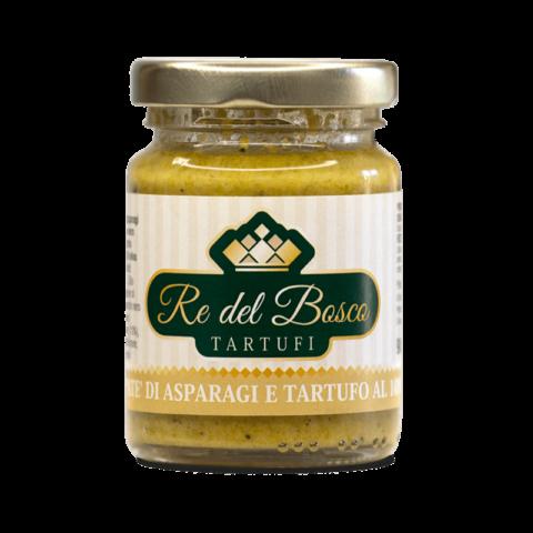 Patè di asparagi e tartufo