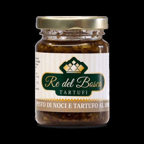 Re del Bosco - Pesto di noci e tartufo
